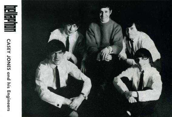CASEY JONES and his Engineers 1965